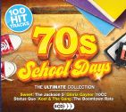 Various - Ultimate 70s School Days (5CD)