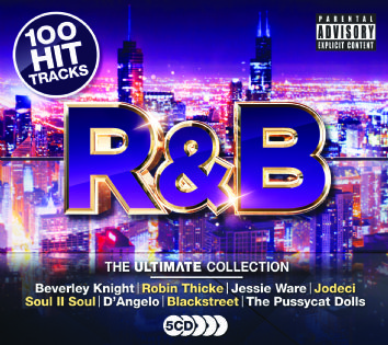 Various - Ultimate R&B (5CD) - CD