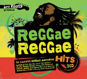 Various Artists - Levi Roots Presents: Reggae Reggae Hits (3CD) - CD
