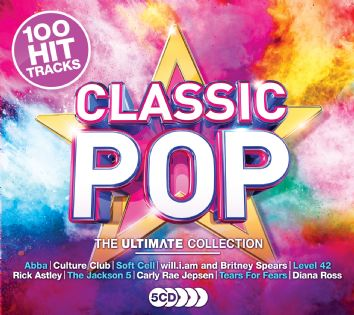 Various Artists - Ulitmate Classic Pop (5CD) - CD