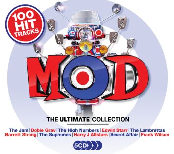 Various Artists - Ultimate Mod (5CD) - CD