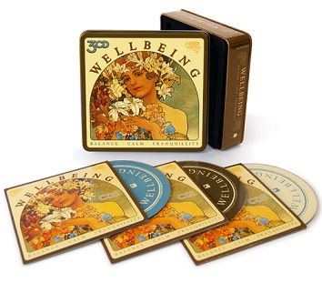 Various - Wellbeing (3CD Tin) - CD