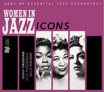 Various Artists - Women In Jazz (2CD) - CD