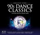 Various - Greatest Ever 90s Dance Classics (3CD)