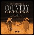 Various - Country Love Songs (3CD Tin)