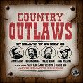 Various - Country Outlaws (3CD Tin)