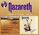 Nazareth - Snakes N Ladders & No Jive (2CD)