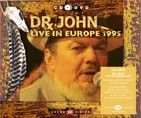 Dr John - Live in Europe 1995 (CD + DVD)