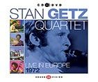 Stan Getz - Live In Europe 1972 (CD+DVD)