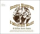 Various - Country, Bluegrass And Mountain Music (3CD)