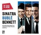 Michael Buble/ Frank Sinatra/ Tony Bennett - My Kind Of Music - Sinatra, Buble, Bennett (2CD)