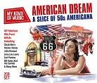 Various - My Kind Of Music - American Dream  (2CD)