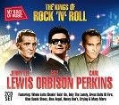 Various - MKOM Kings Of Rock N Roll  - Jerry Lee Lewis, Roy Orbison, Carl Perkins (2CD / Download)