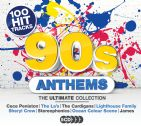 Various - Ultimate 90s Anthems (5CD)