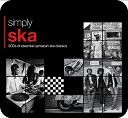Various Artists - Simply Ska (3CD)